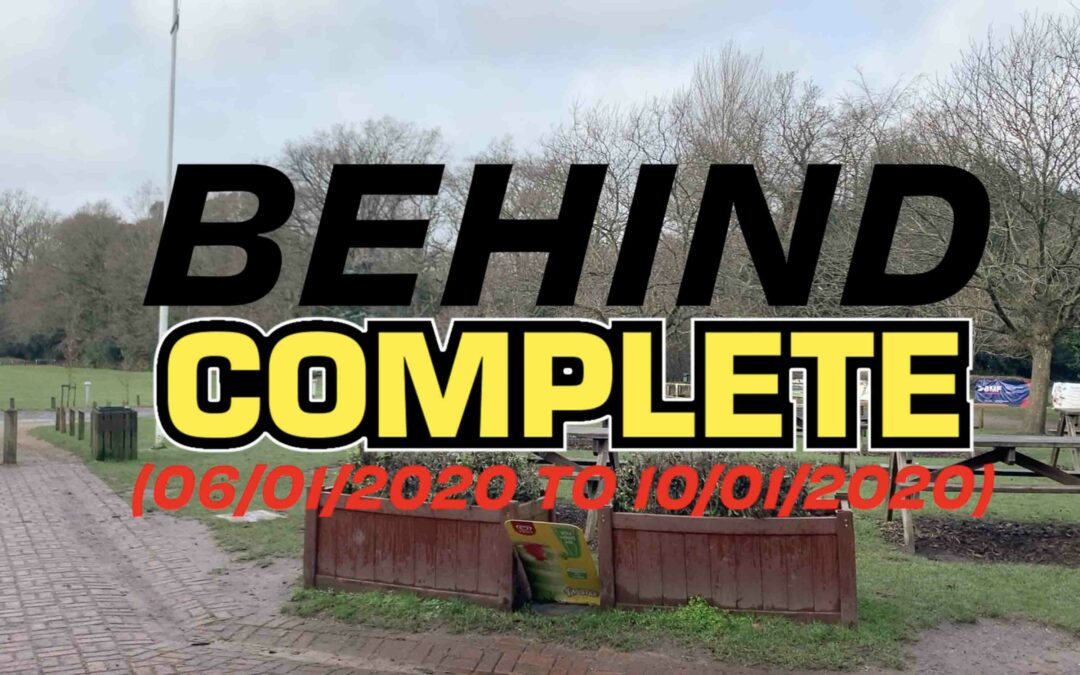 BEHIND COMPLETE – S1 E1